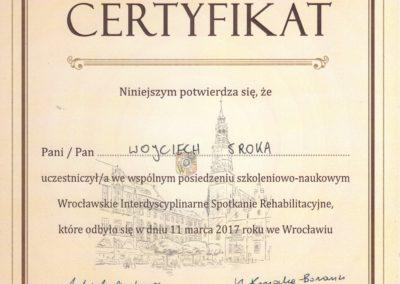 Wrocławskie interdyscyplinarne spotkanie rehabilitacyjne